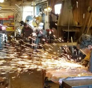 CF11 Advanced Beginning Blacksmithing / Nov 10 & 11
